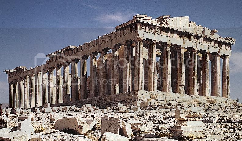 Parthenon Pictures, Images and Photos