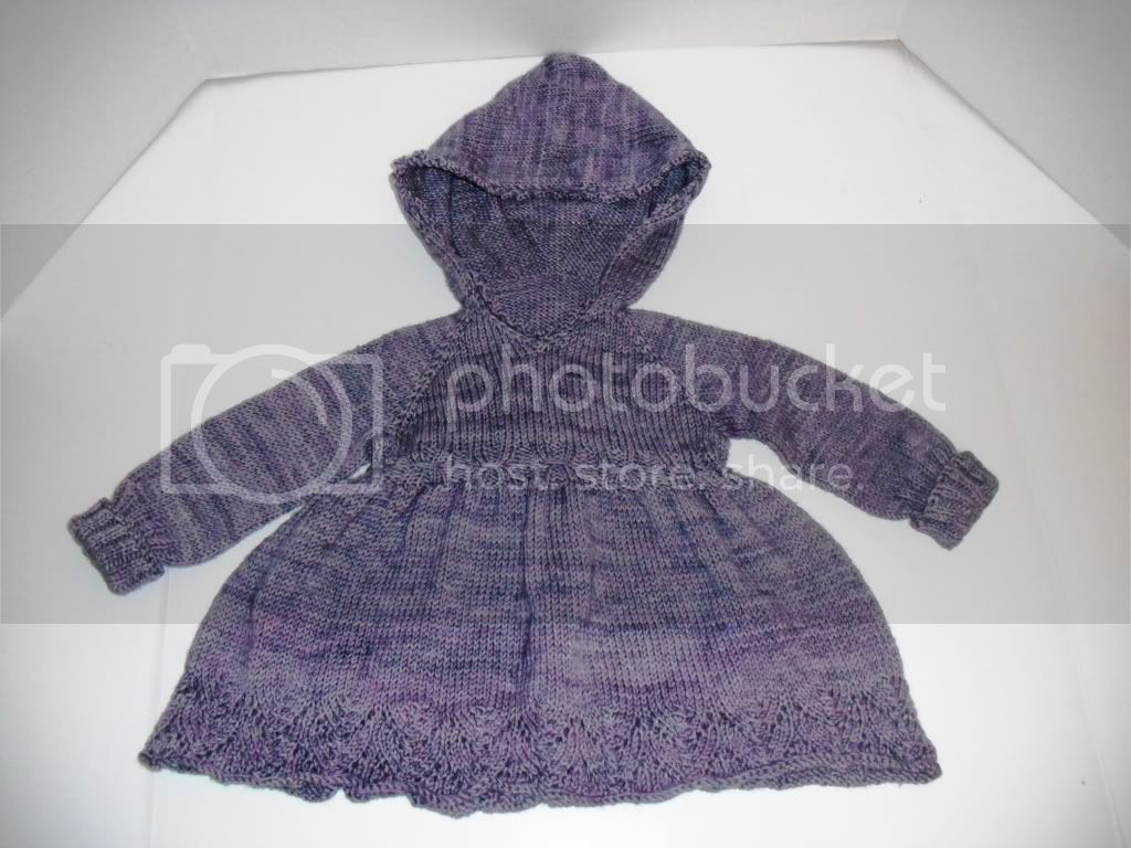 MadelineTosh 12 mo Riding Hood Sweater